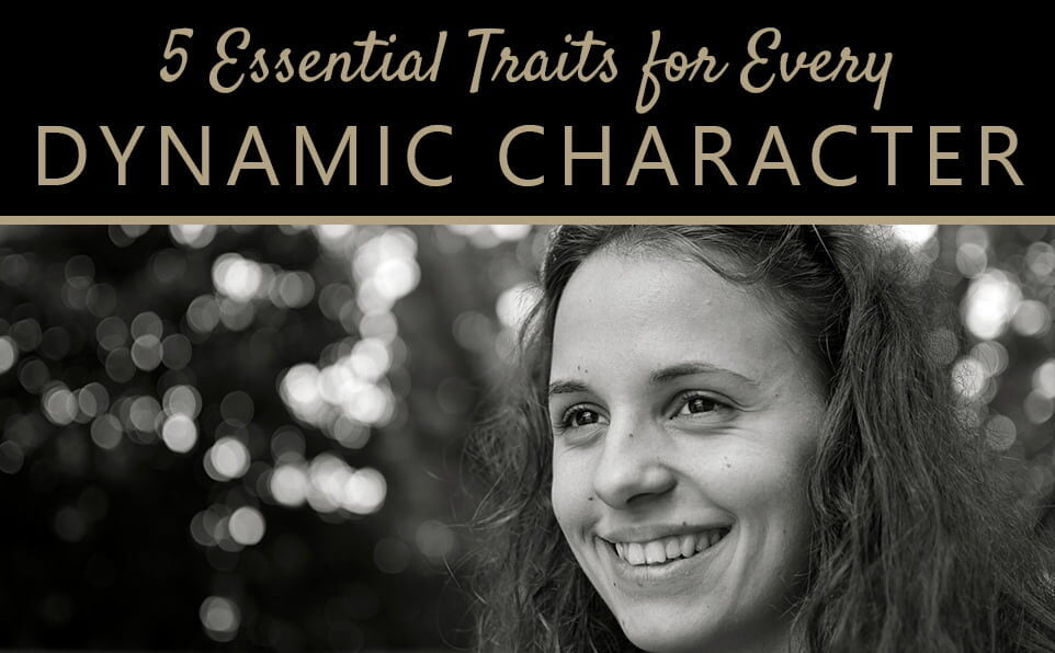 The 5 Features that make up a Dynamic Character
