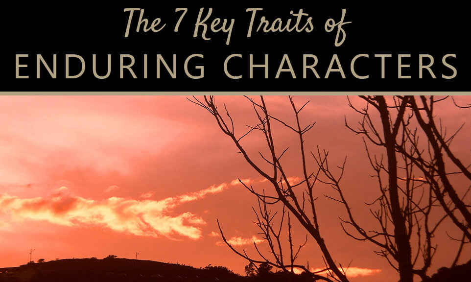 Key traits of an enduring character