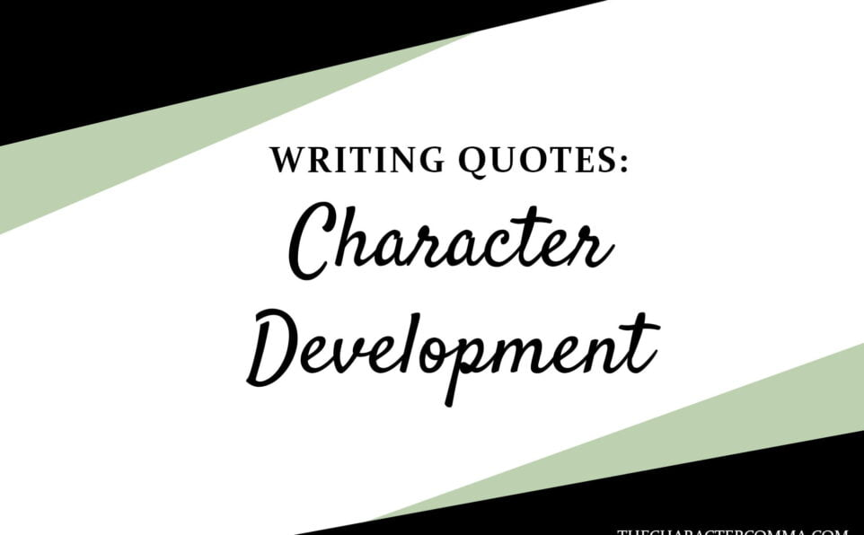 Character Development Quotes